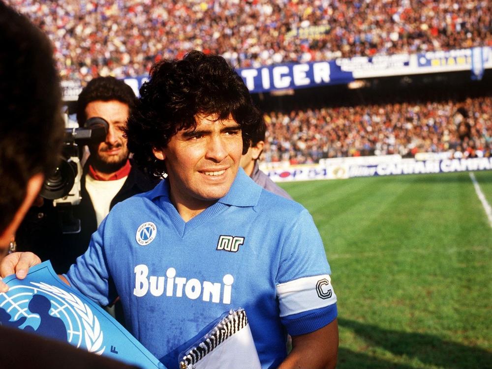 """Maradona Biografija """"Božje ruke"""" - Legenda fudbala!"""