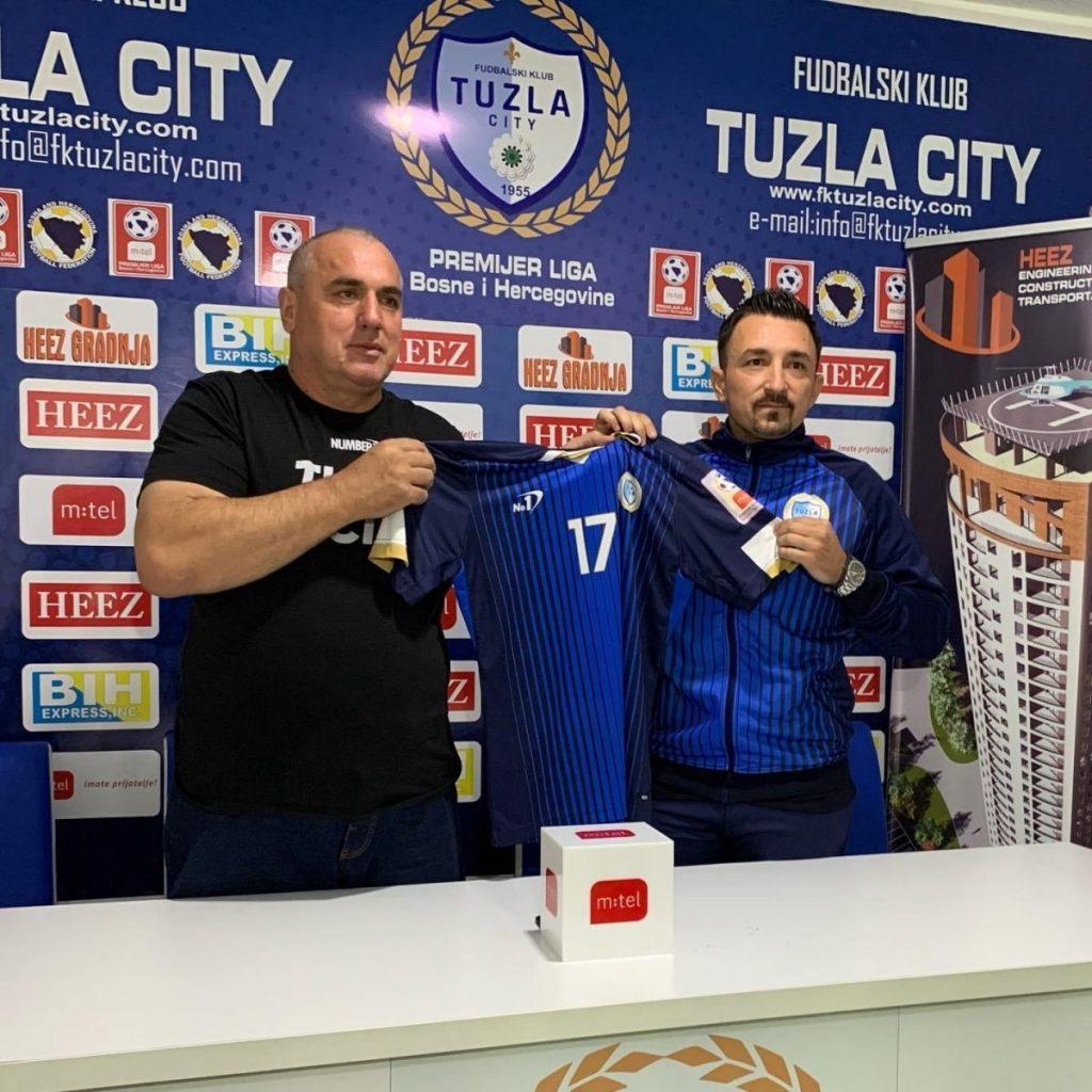 INTERVJU/ Nermin Bašić o Tuzla Cityju i iskustvu u Angoli