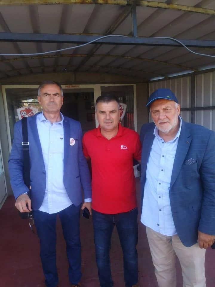 NK ŽELJEZNIČAR UVELIČAO PRAZNIK / Prije godinu dana NK Hajduk (Orašje) proslavio stoti rođendan