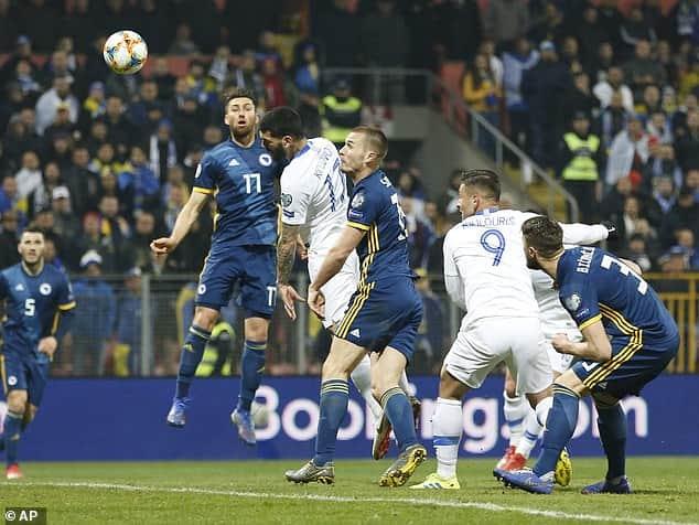 Od fudbalske reprezentacije BiH treba prestati očekivati!