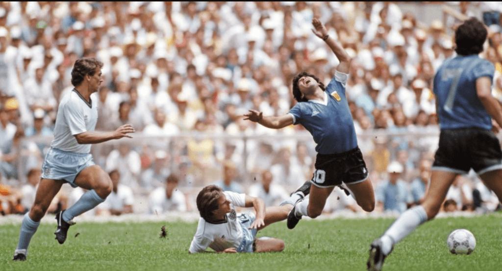 Najbolji golovi Maradone