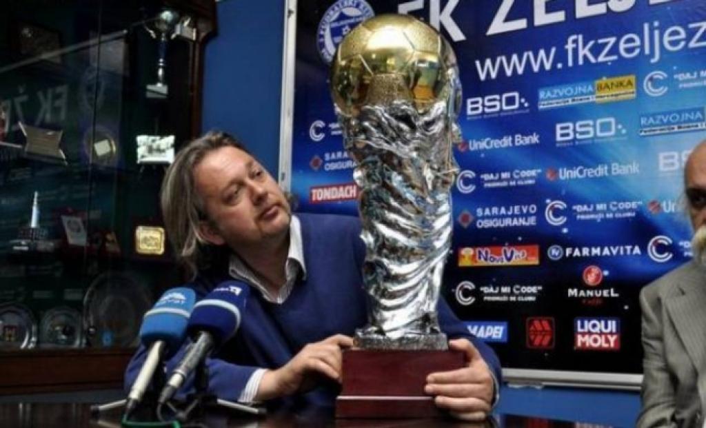 FK Željezničar historija - Uskoro 100. godina slavnog Sarajevskog kluba
