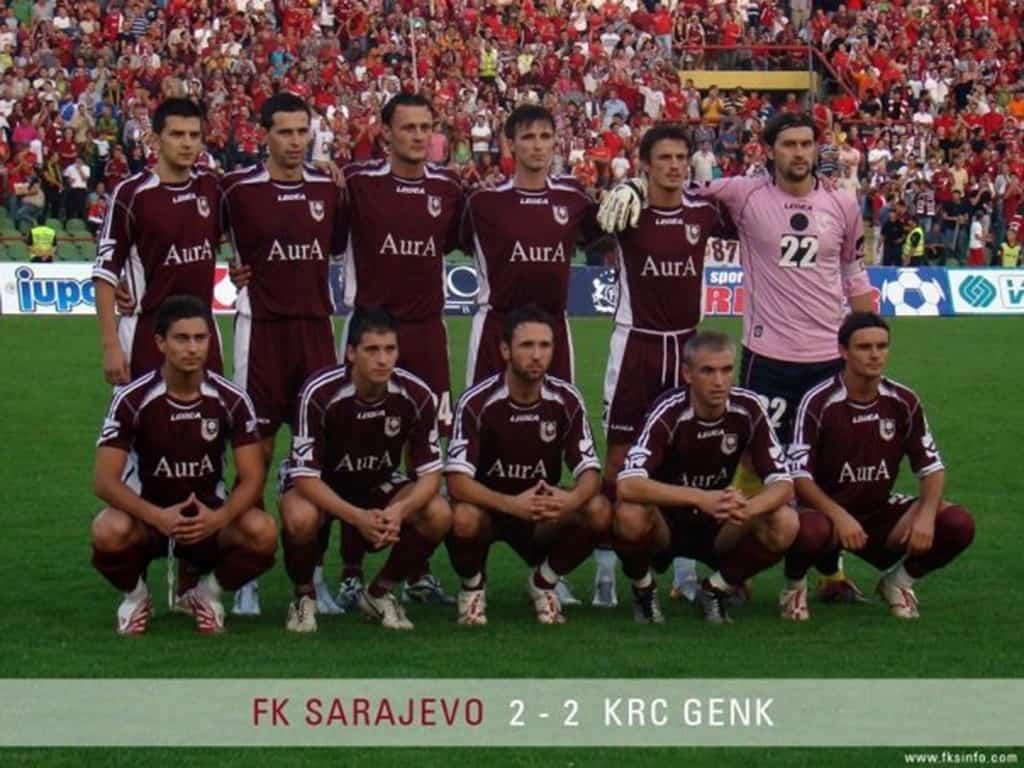 Sarajevo izbacilo Genk