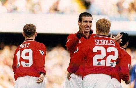 Ogroman gest: Kako je Eric Cantona nagradio hrabrost Paula Scholesa i Nickyja Butta!?