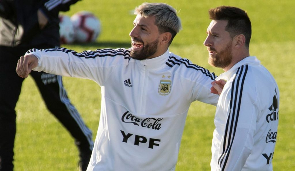Novi plan Barcelone: Dovesti Aguera kako bi ostao Messi