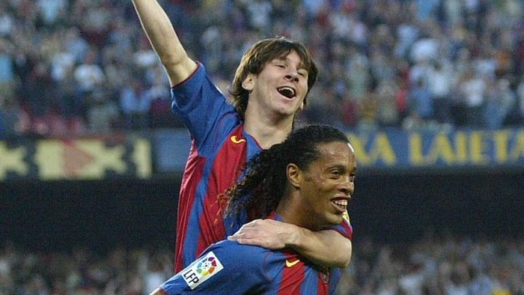 Kako je Messi postao fudbaler