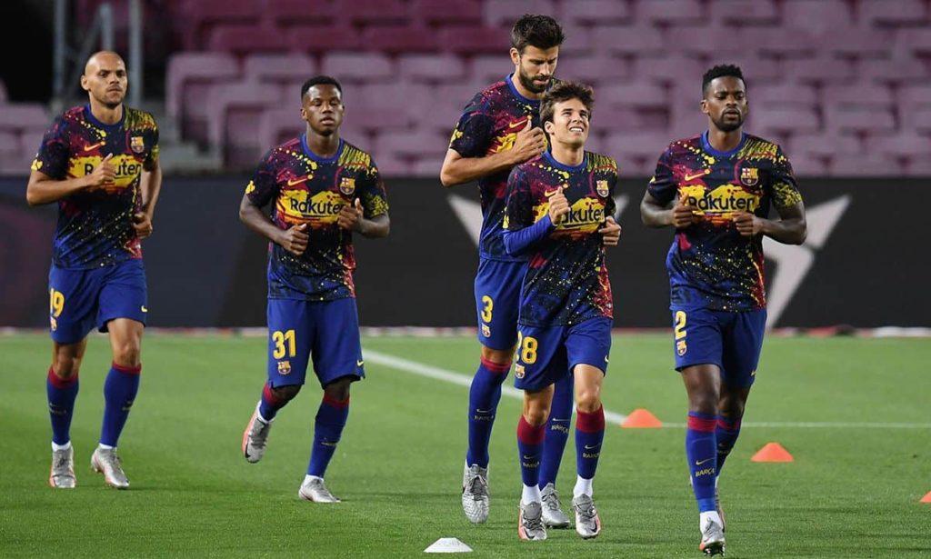 Čudan potez Barcelone