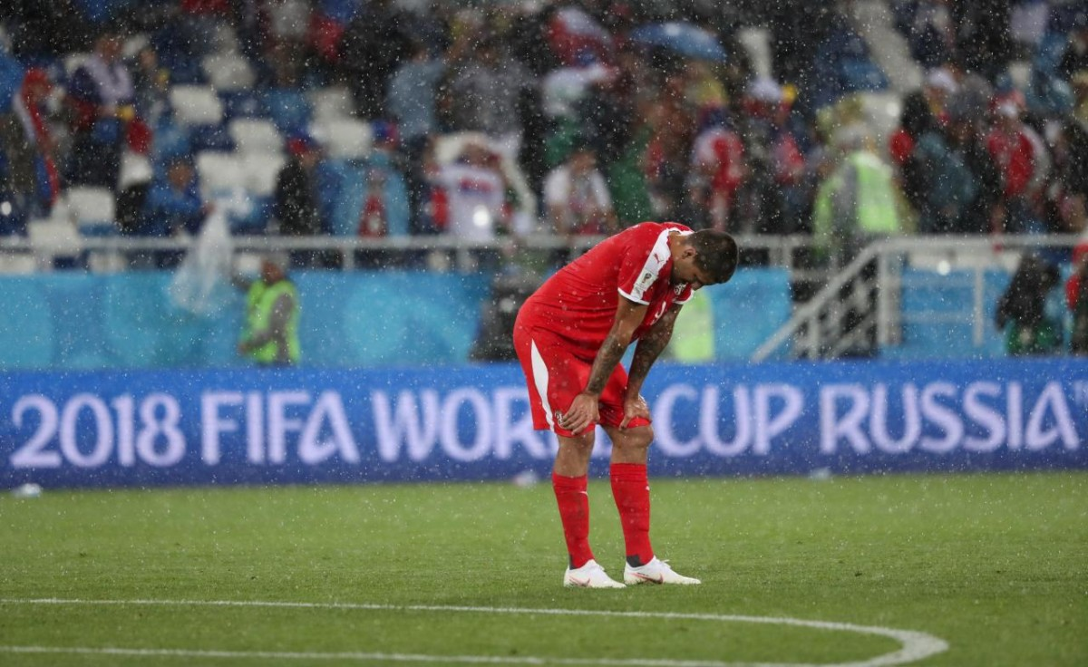 Kako je propao Srpski fudbal