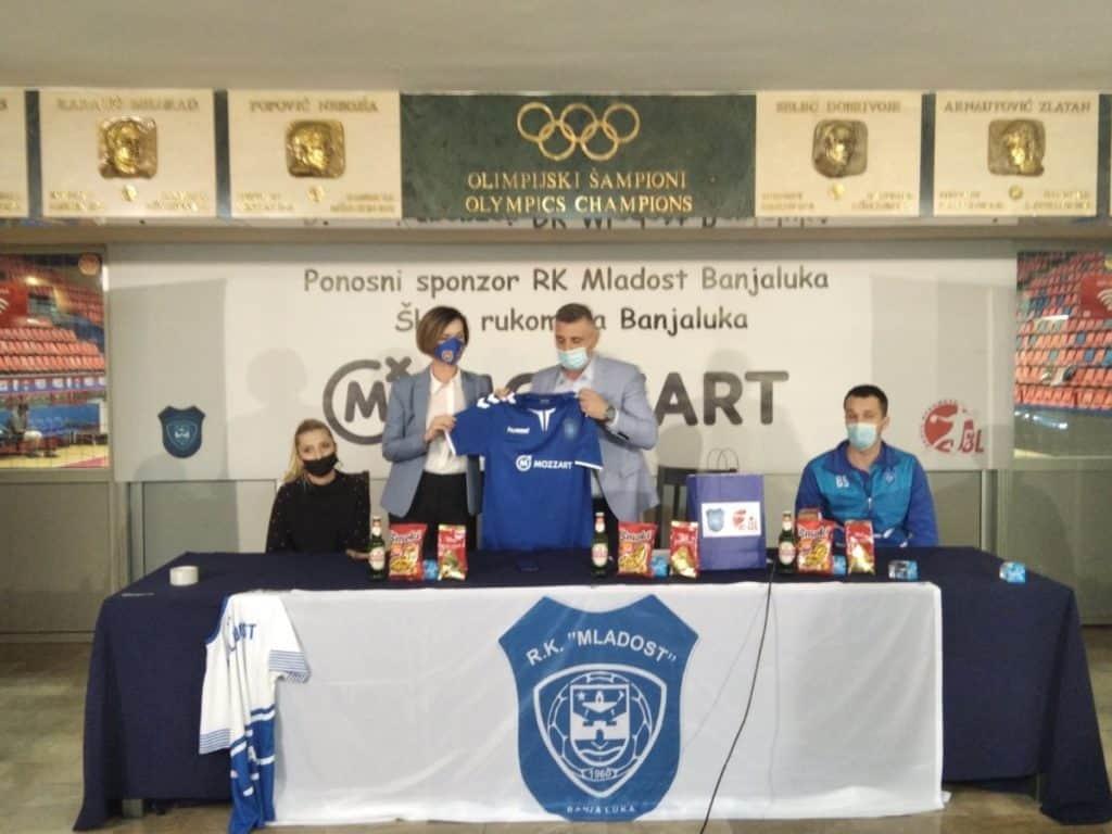 Mozzart postao partner RK Mladost – povratak na stare staze slave!