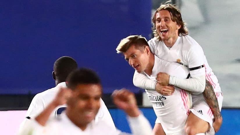City i Real čuvaju prednost u Ligi šampiona