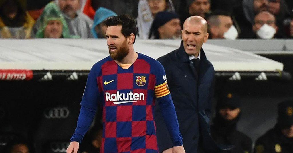 Zinedine Zidane poručio Messiju