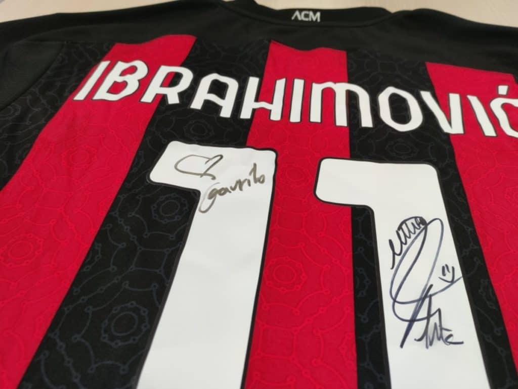 Još jedna svjetska zvijezda poslala Mozzartu dres – Ibrahimović za Gavrilovu pobjedu!