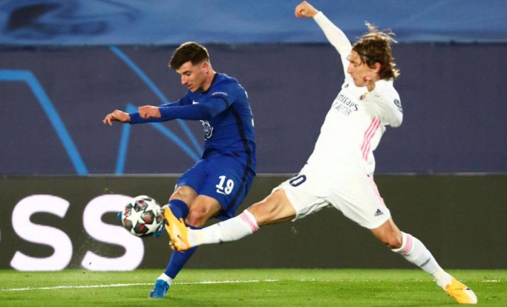 Chelsea čeka Real Madrid