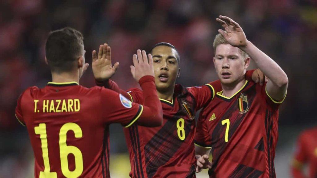 spisak Belgije za EURO 2020