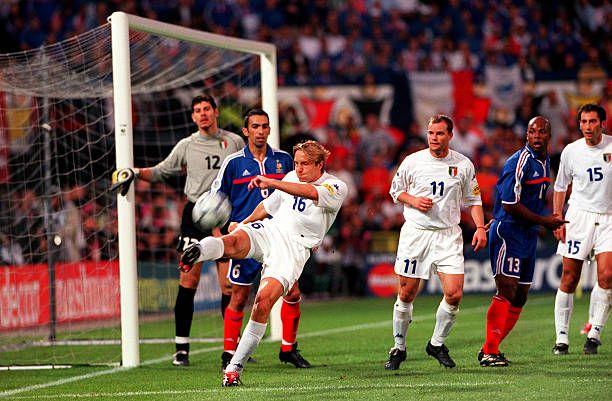 Zlatni gol Davida Trezegueta u finalu EURA 2000