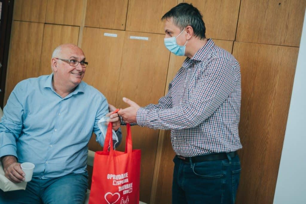 Mozzart podržao akciju bolnice Abdulah Nakaš - zahvalni obroci za davaoce krvi