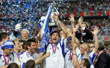 Grčka senzacija na Europskom prvenstvu