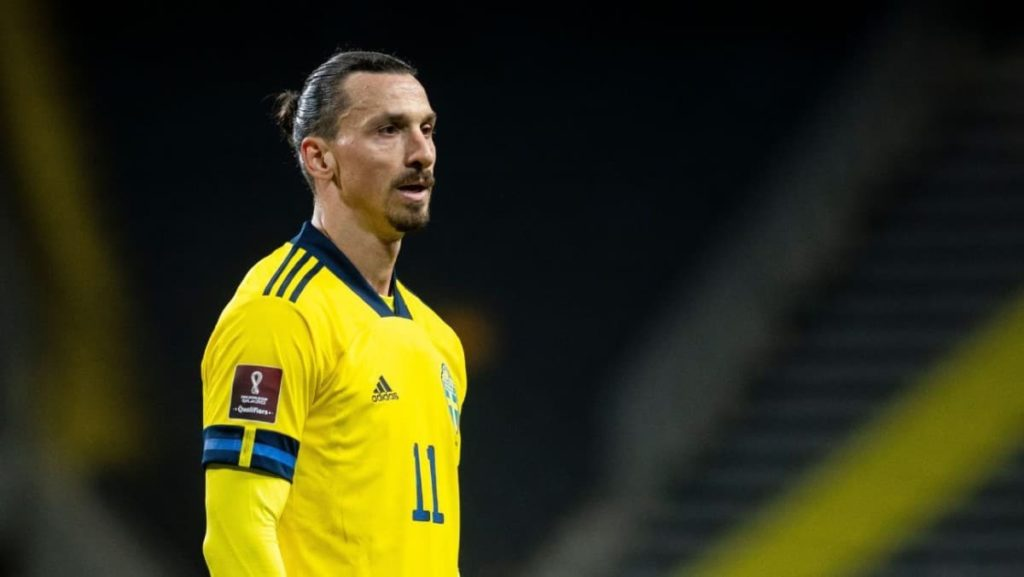 Zlatan Ibrahimović propušta EURO
