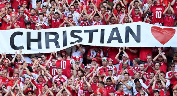 Cristian Eriksen