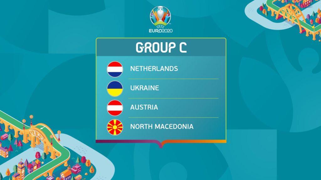 EURO 2020 grupa C