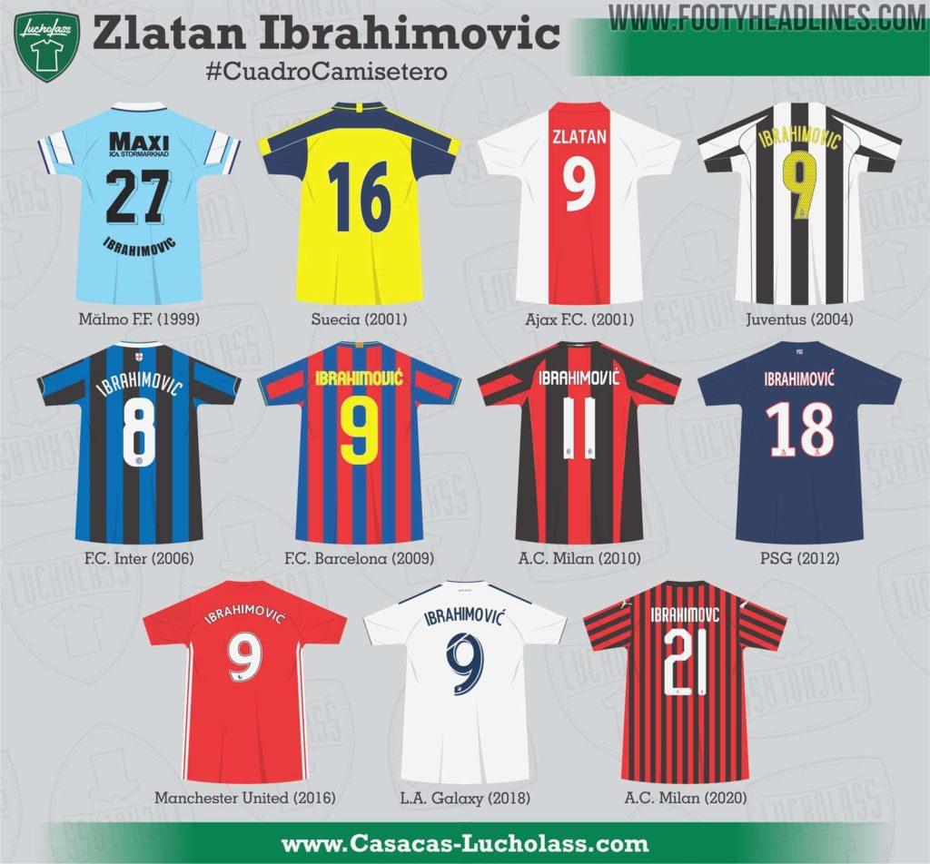 Najbolji golovi Zlatana Ibrahimovića