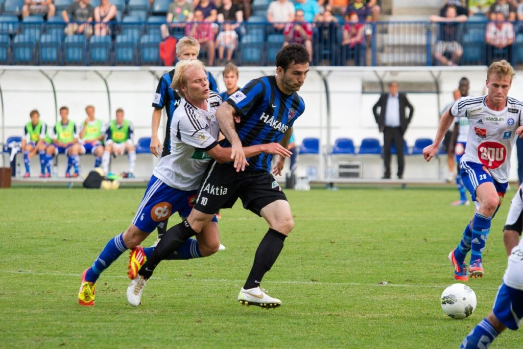 Igra se regionalni i skandinavski fudbal