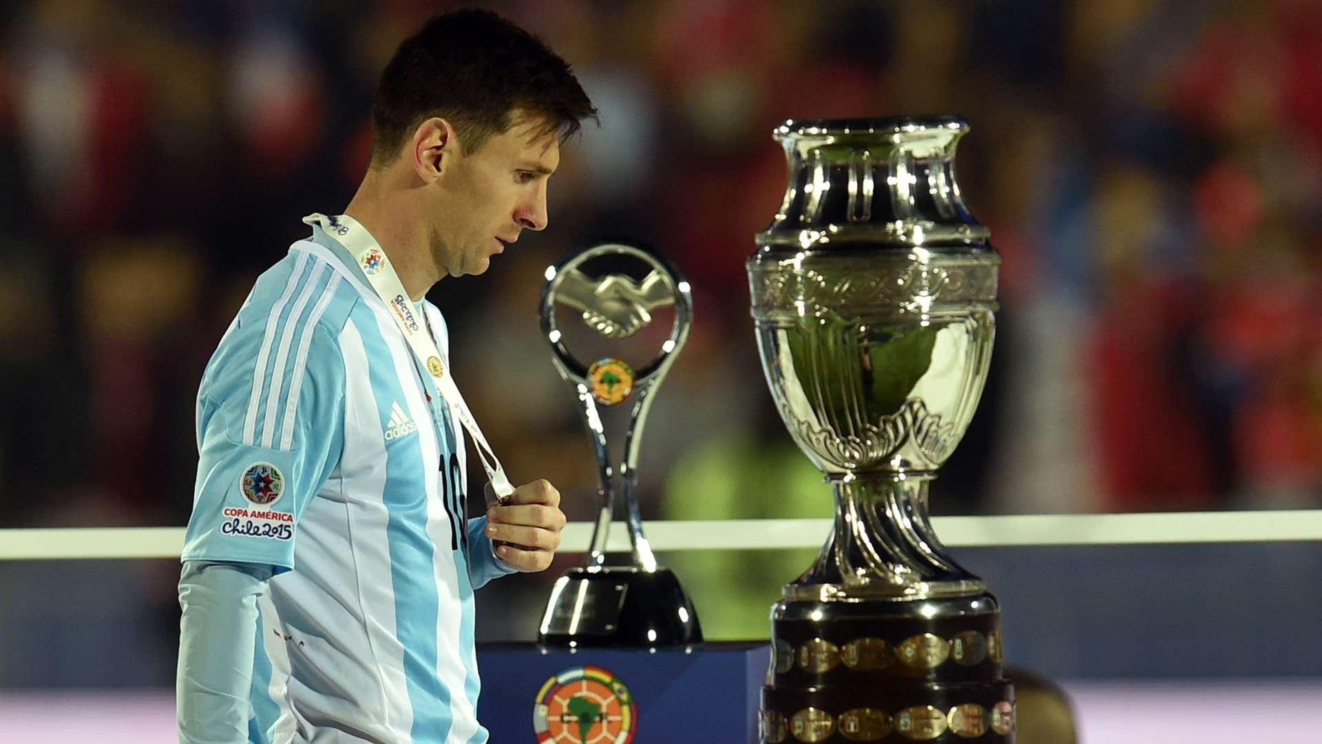 Leo Messi i Copa America