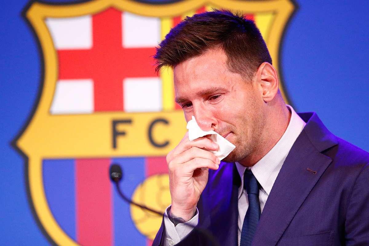 rekordi Messija u dresu Barcelone
