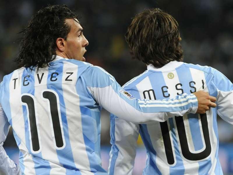 igrača koji su igrali s Messijem i Ronaldom