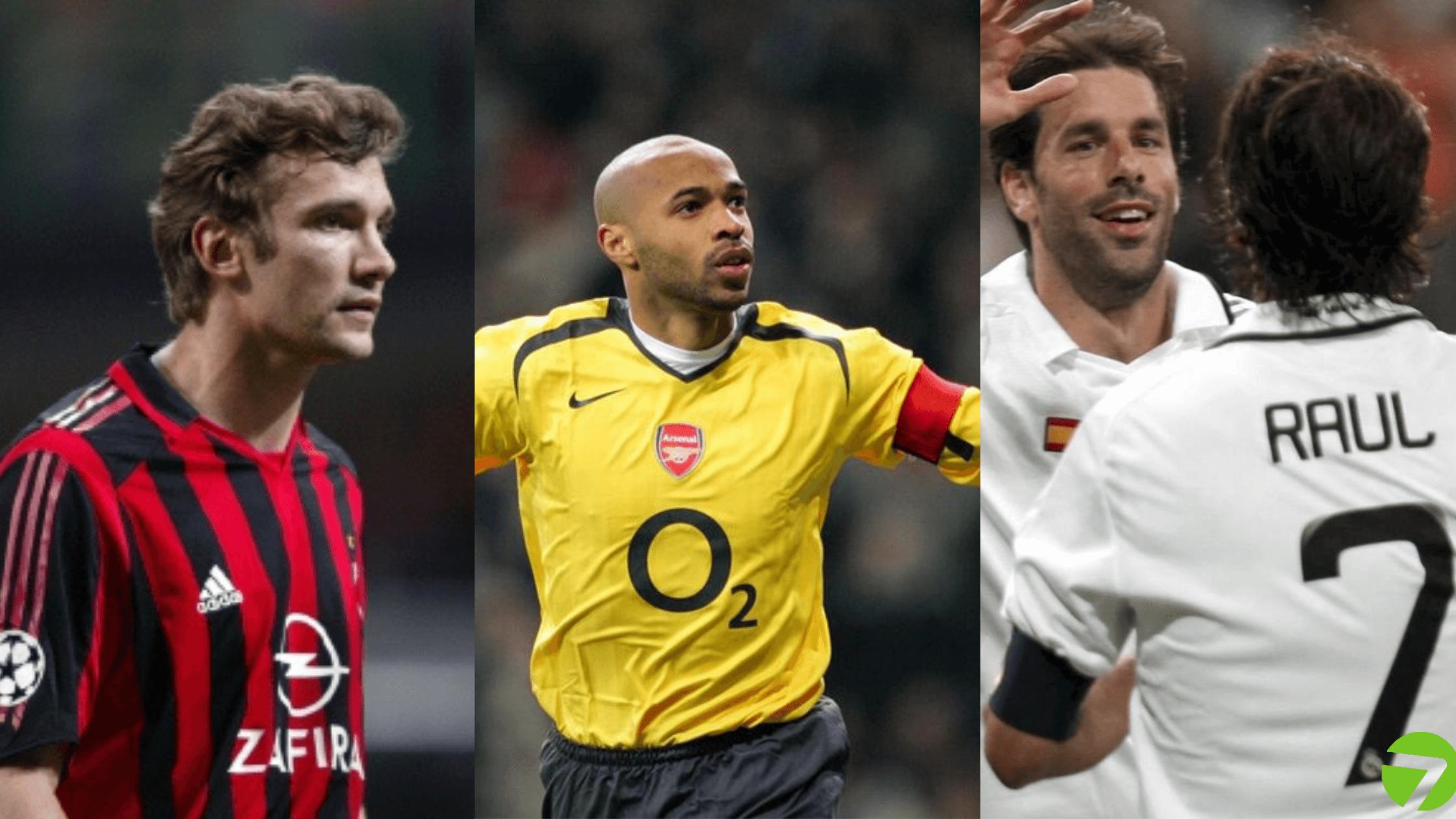 Najbolji strijelci u povijesti Lige prvaka