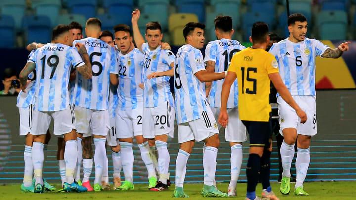 Južnoameričke kvalifikacione čarolije