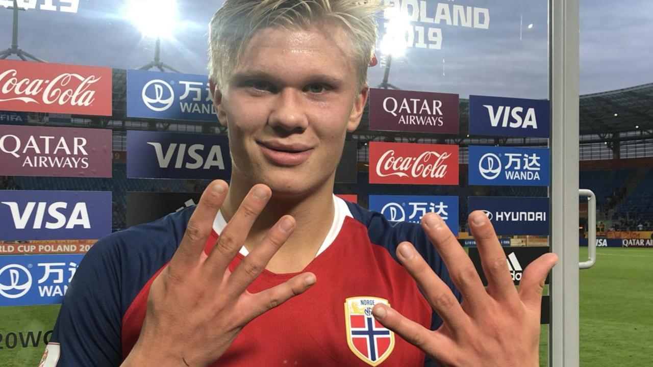 Dan kad je Erling Haaland zabio 9 golova na jednoj utakmici