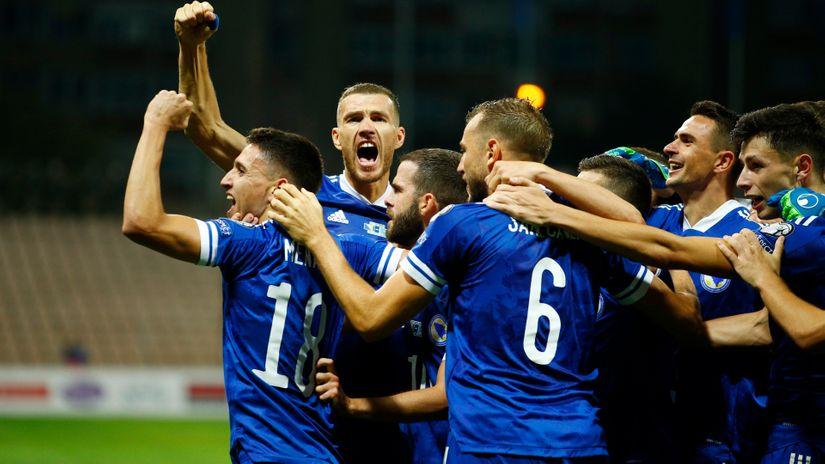 Mozzart daje najveće kvote na svijetu: BiH 2,00, Švedska 1,43, Škotska 2,00, Mađarska 2,45!