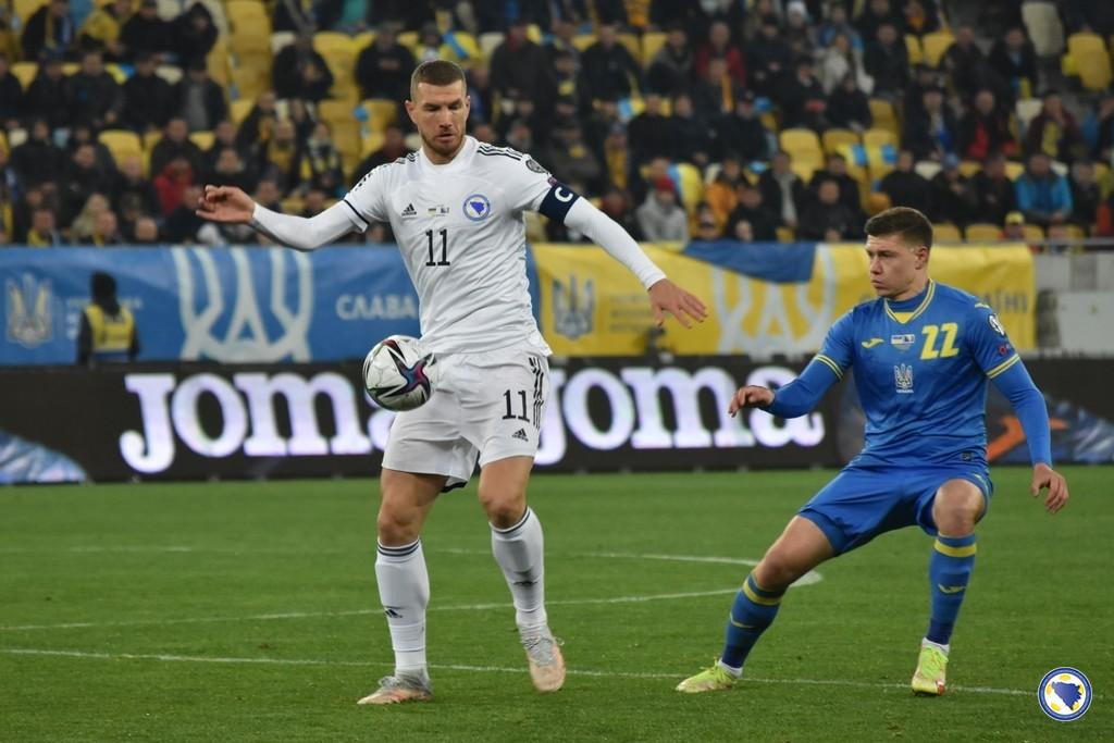 Ukrajina - BiH 1:1