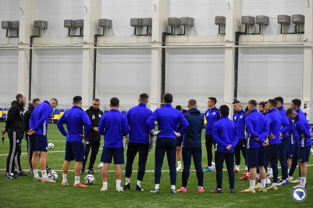 sastav BiH protiv Kazahstana