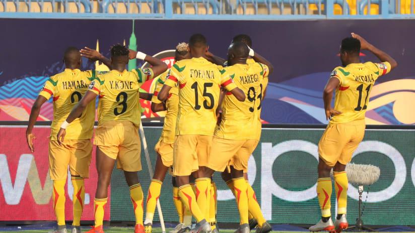 Finalni mečevi Lige nacija, afričke kvalifikacije